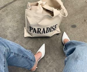 blogger, fashion, and paradise image