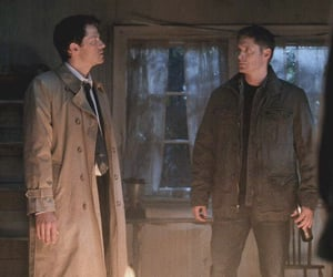actor, castiel, and cw image