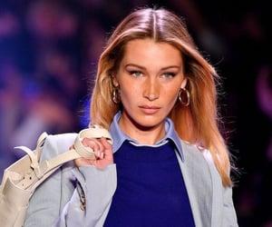 fashion, model, and bella hadid image