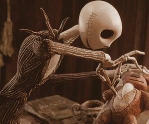 Halloween and jack skellington image
