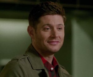 actor, cw, and spn image