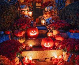 pumpkin, Halloween, and home image