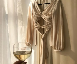 fashion, wine, and drink image