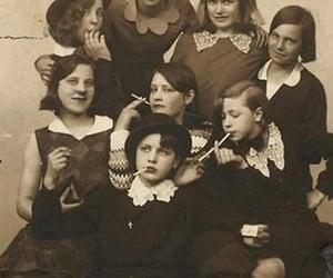 bob, girls, and oldschool image