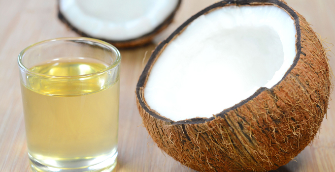olive oil and coconut oil image