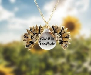 charm, friendship, and necklace image