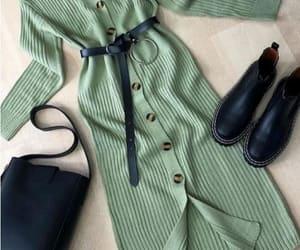 button dress image