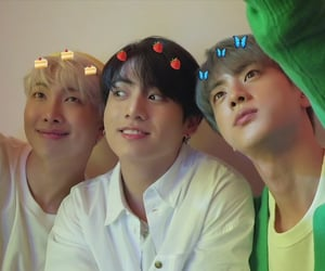 kpop, bts, and jin image