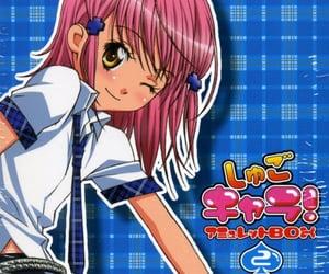 shugo chara, anime, and girl image