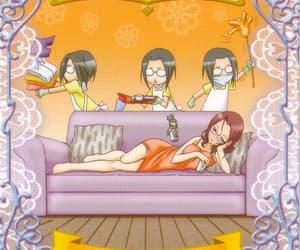 anime, shugochara, and kaïri image