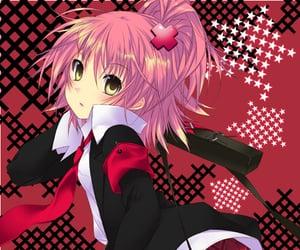anime, girl, and amu image