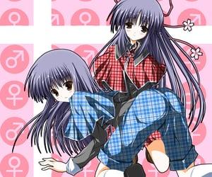anime, brother, and nagihiko image