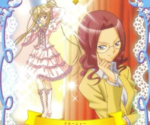 anime, spade, and girls image