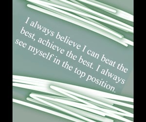 believe, quote, and success image