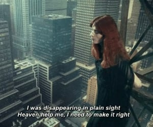 broken, disappear, and florence welch image