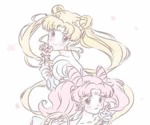 anime, chibiusa, and kawaii image