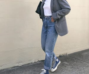 blogger, converse, and fashion image
