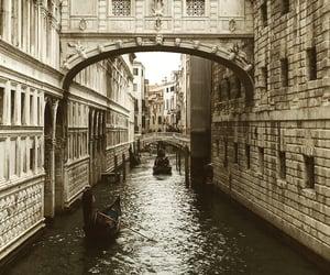 italy, trip, and venezia image