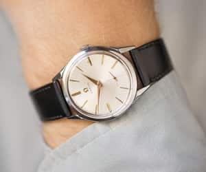 etsy, collectible watch, and wedding gift omega image