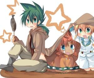 anime, kawaii, and tithi image