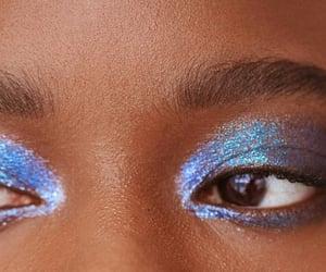 alternative, makeup, and eye image
