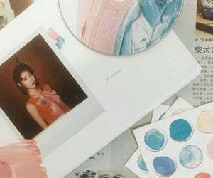 iu, album, and kpop image