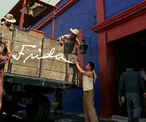 frida kahlo, movies, and méxico image