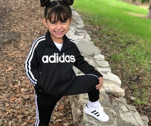 adidas, famille, and family image