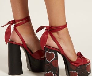 accessories, aesthetic, and heels image