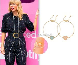 candid, Taylor Swift, and jewelry image