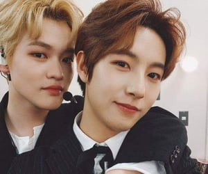 wayv, chenle, and nct image