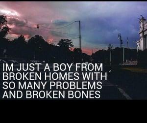 bones, boy, and childhood image