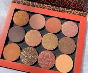 autumn, beauty, and eyeshadow image