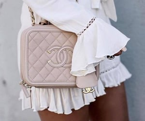 belleza, bolso, and chanel image