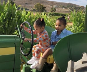 pumpkin patch, cute babies, and stormi and baby true image
