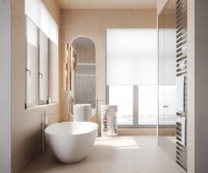 aesthetic, interior design, and modern home image