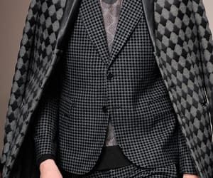 menswear, suit, and fw 14 image