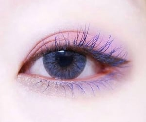 eye, beauty, and make up image