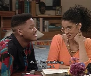 beautiful, books, and fresh prince of bel air image