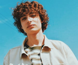 finn wolfhard, stranger things, and actor image