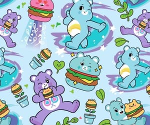 care bears, wallpaper, and background image