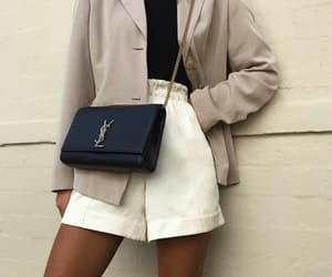 fashion, Yves Saint Laurent, and blogger image