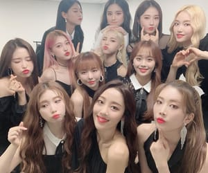 loona, kpop, and yves image