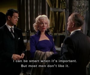 Gentlemen Prefer Blondes, Marilyn Monroe, and movie image