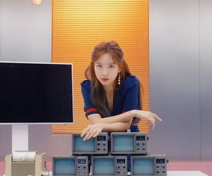 kpop, twice, and im nayeon image