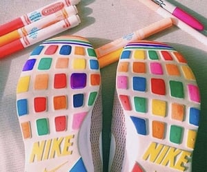 art, colorful, and fun image