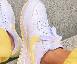 shoes, style, and yellow image