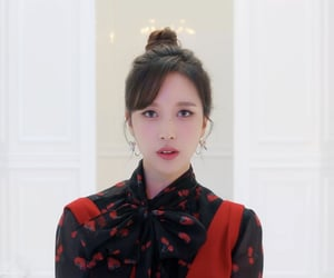 kpop, myoui mina, and twice image
