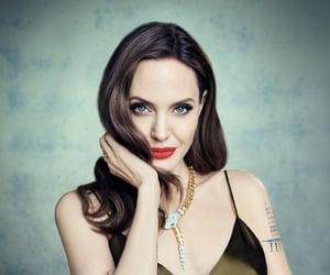 Angelina Jolie, girl, and pretty image