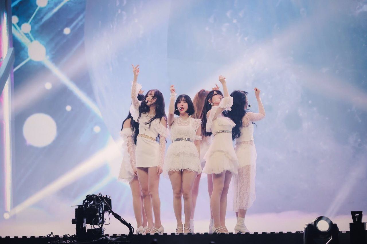 article, choreography, and girl group image